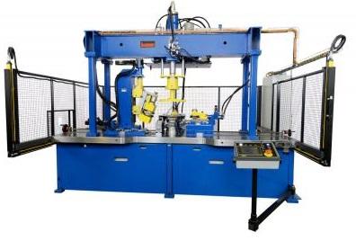 Trimming and forming machine model VBU 1600