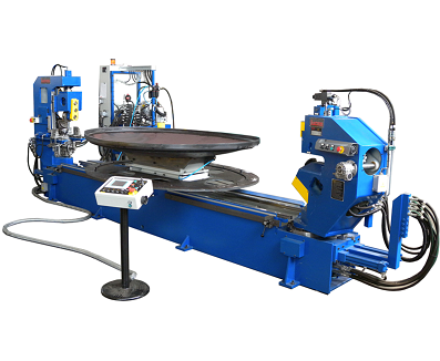 Shear and beading machine model RD 3800 R